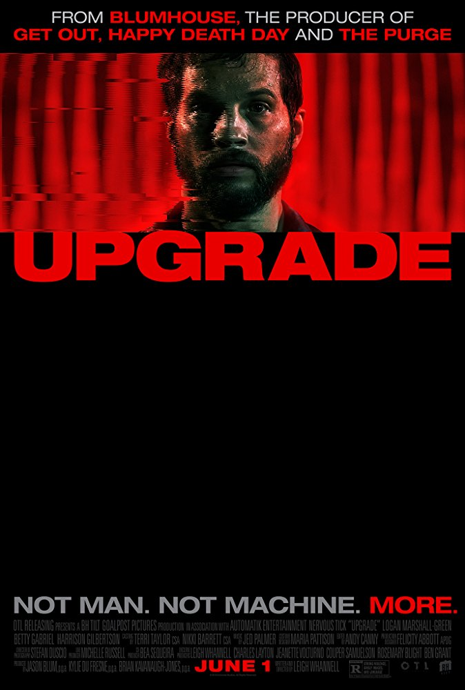 Upgrade 2018 BRRip AC3 X264-CMRG