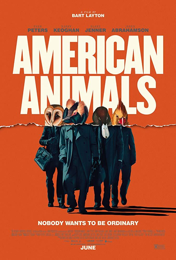 American Animals 2018 720p WEB-DL x264 ESub MW