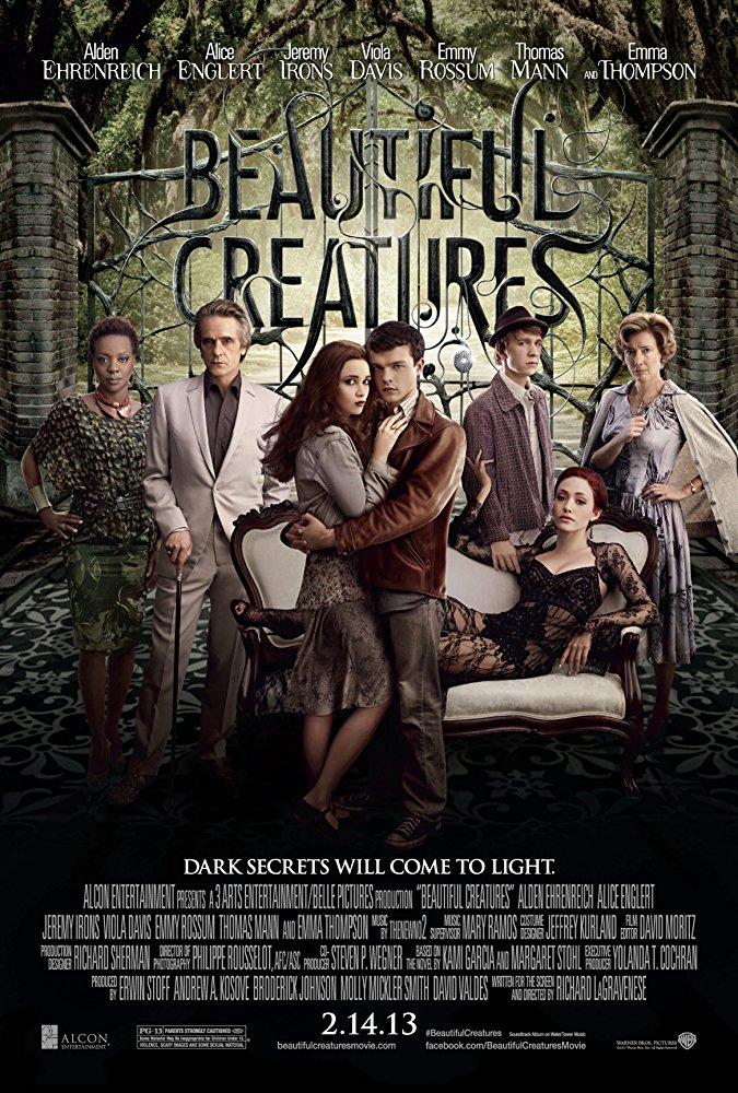 Beautiful Creatures 2013 720p BluRay x264 Dual Audio Hindi DD 5 1 - English 2 0 ESub MW