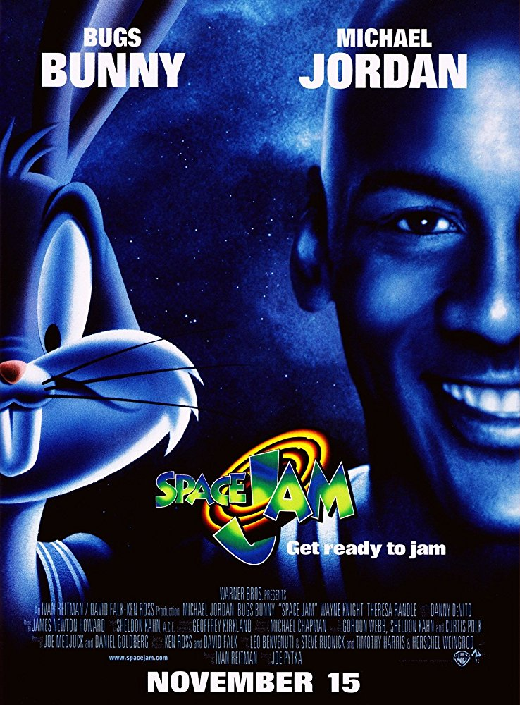 Space Jam 1996 BluRay 720px AVC H264 DTS-RypS