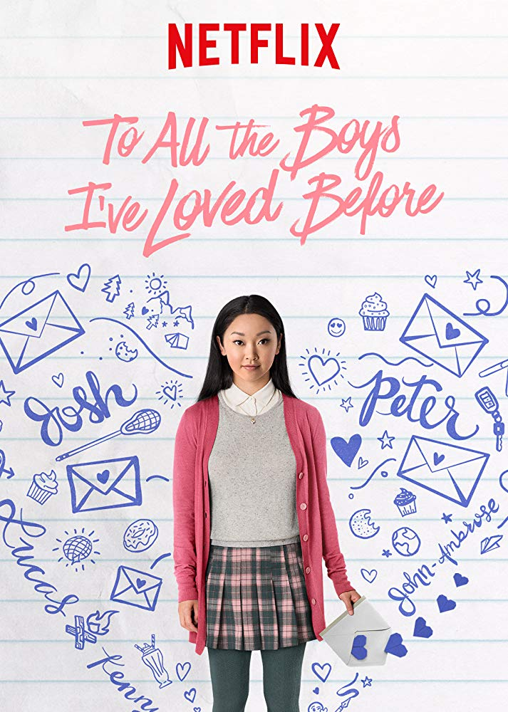 To All the Boys Ive Loved Before 2018 NF WEB-DL DD5 1 x264-NTG