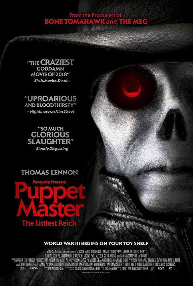 Puppet Master The Littlest Reich 2018 720p AMZN WEB-DL DDP5 1 H 264-NTG[TGx]