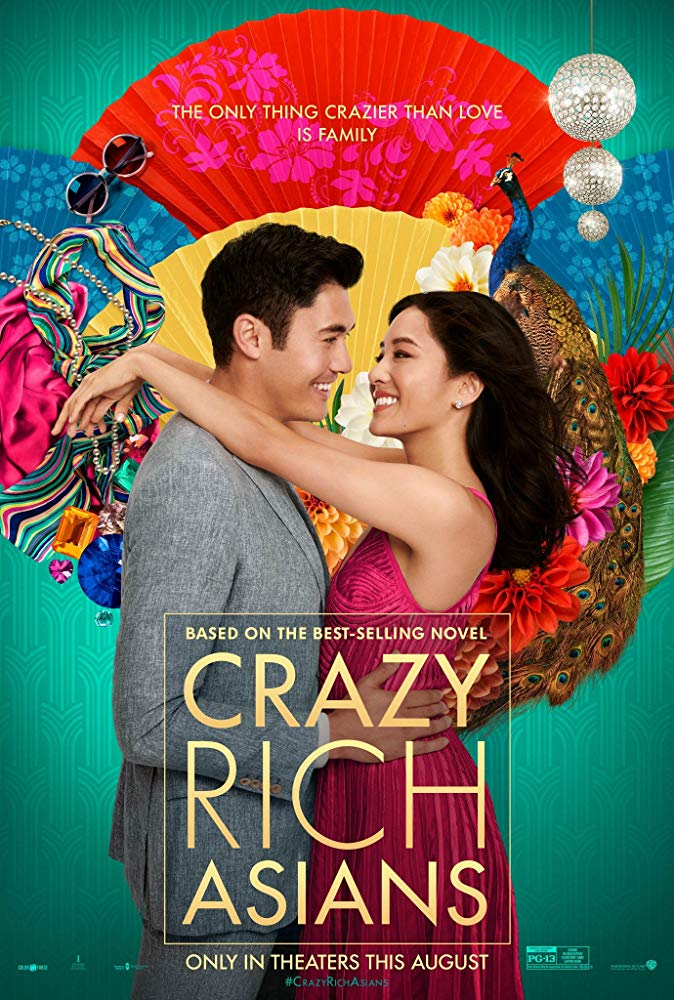 Crazy Rich Asians 2018 CAM XviD-AVID