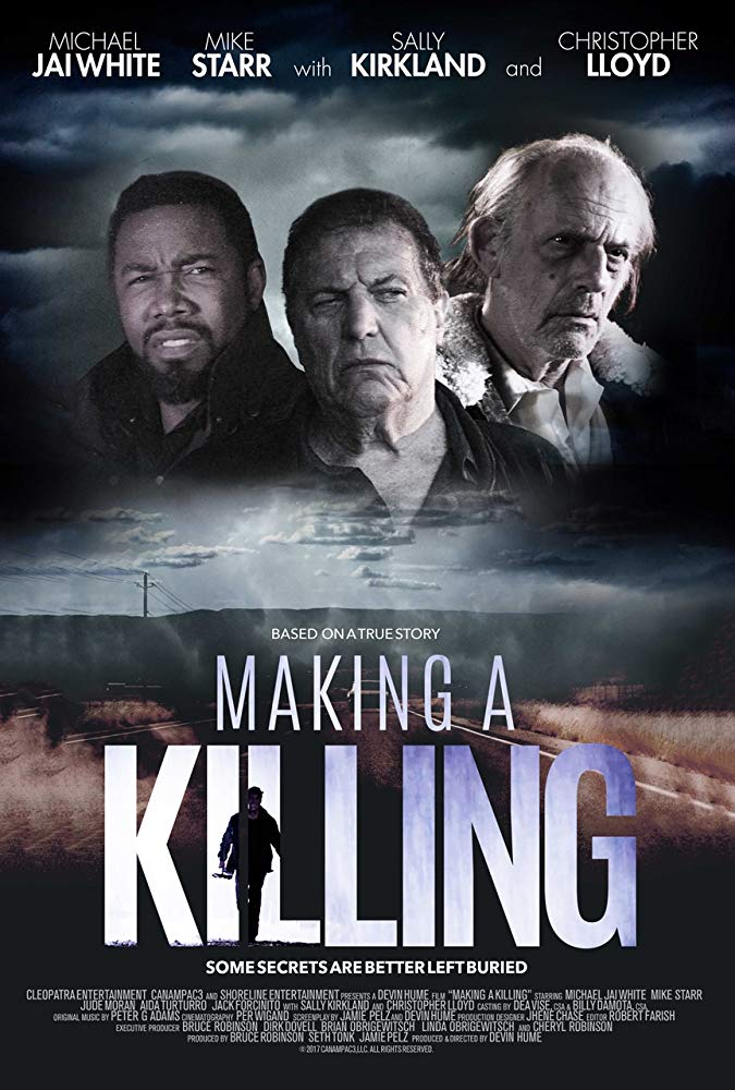 Making a Killing 2018 720p WEB-HD 800 MB - iExTV