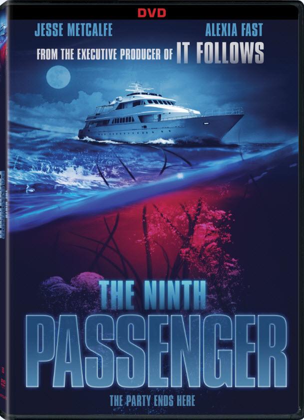 The Ninth Passenger 2018 720p AMZN WEBRip DDP5 1 x264-NTG