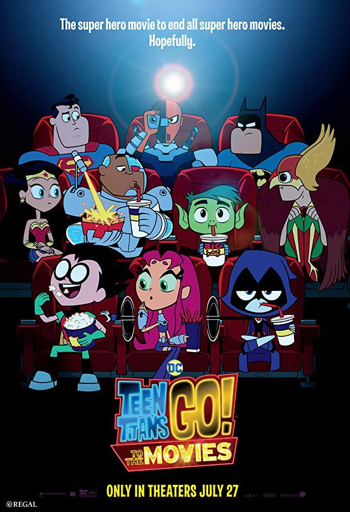 Teen Titans Go To the Movie 2018 720p MFH
