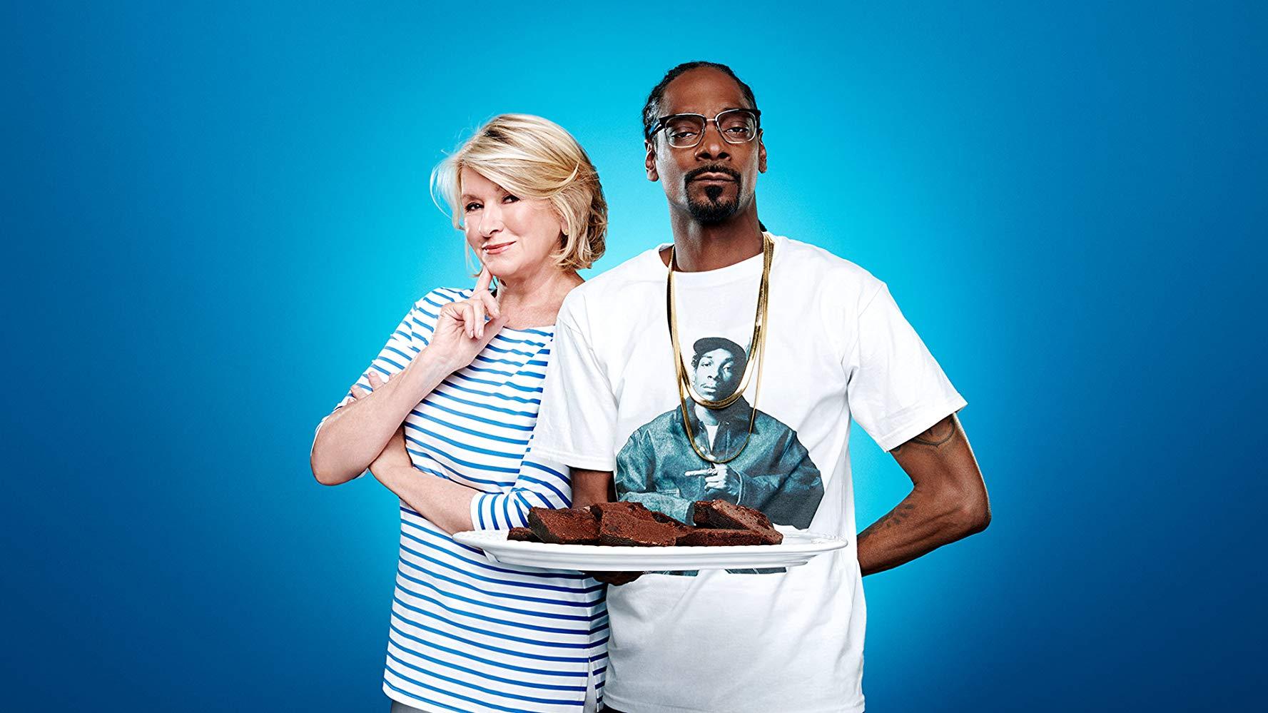 Martha and Snoops Potluck Dinner Party S02E16 WEB x264-TBS