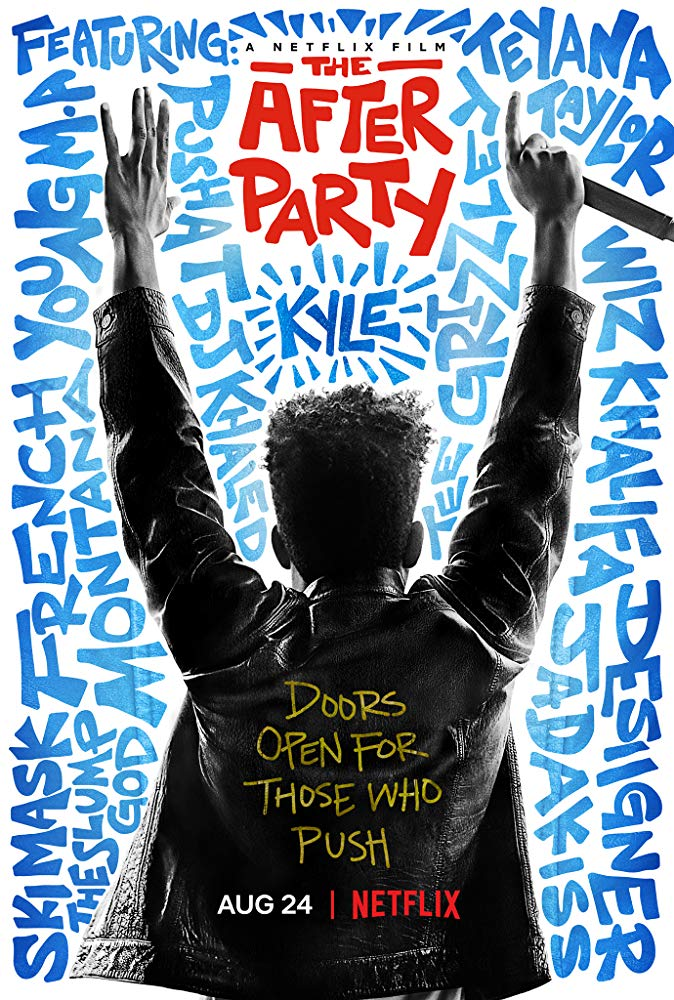 The After Party 2018 720p WEB-HD 650 MB - iExTV