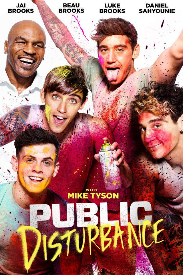 Public Disturbance (2018) 720p Web-DL x264 AAC - Downloadhub