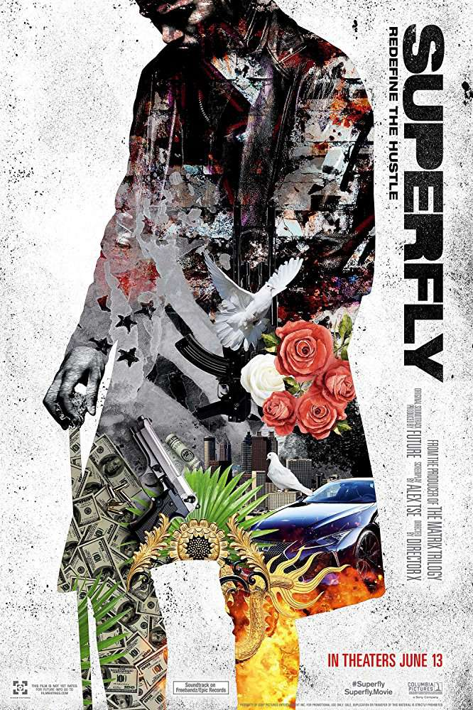 Superfly 2018 720p WEB-DL x264 ESub MW