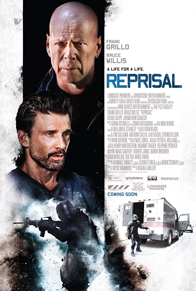 Reprisal 2018 HDRip XviD AC3-EVO[TGx]