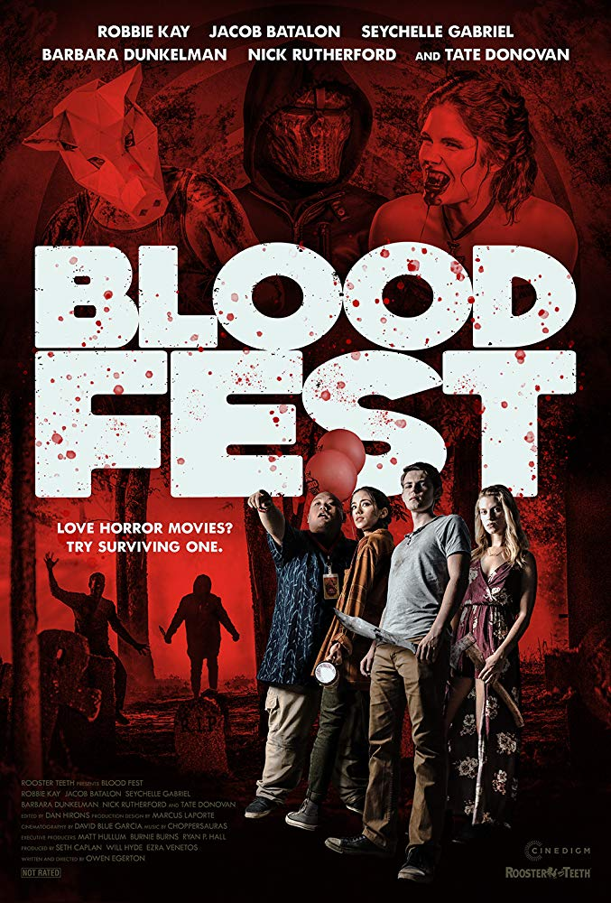 Blood Fest 2018 HDRip XviD AC3 MFH