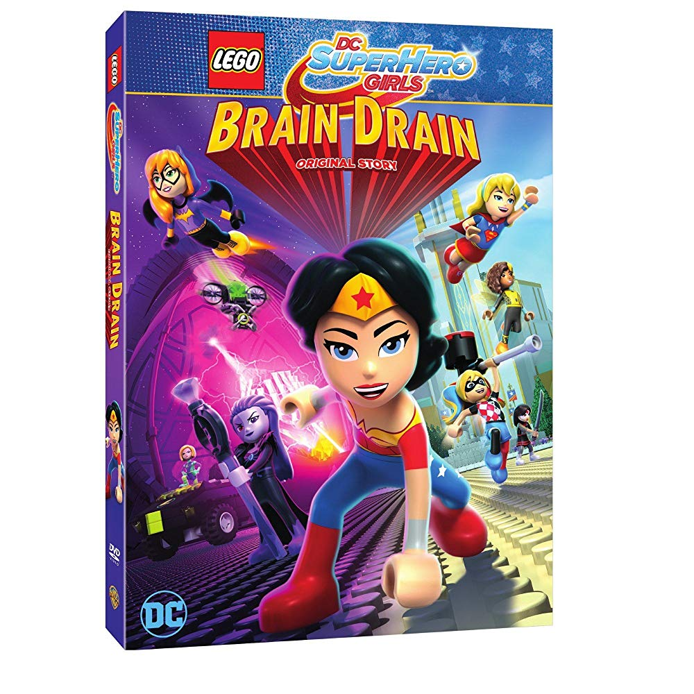 LEGO DC Super Hero Girls Brain Drain 2017 NF WEB-DL DDP5 1 x264-NTG