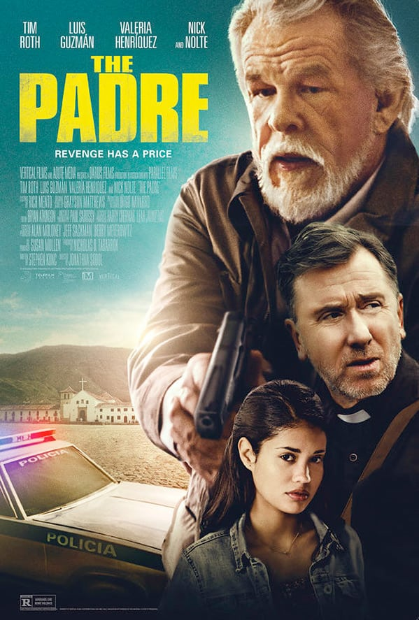 The Padre 2018 1080p WEB-DL x264 [ExYu-Subs]