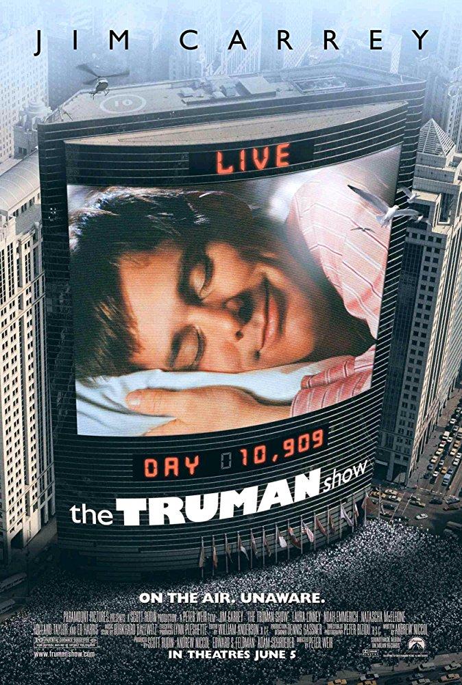 The Truman Show 1998 BRRip XviD MP3-XVID