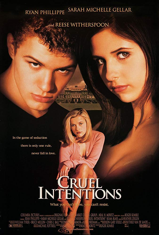Cruel Intentions 1999 BRRip XviD MP3-XVID