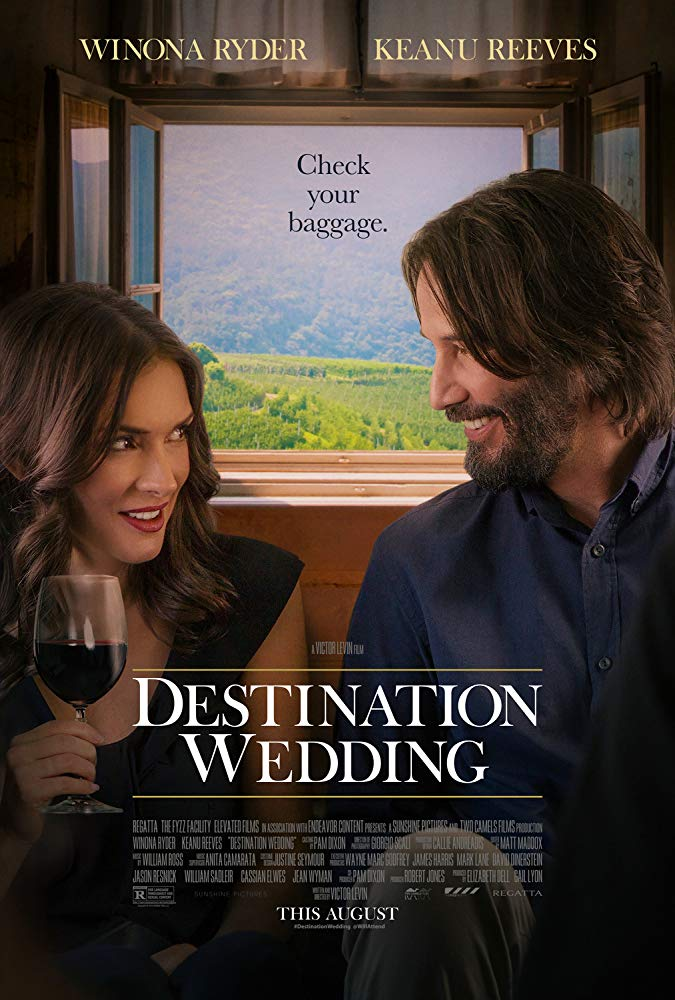 Destination Wedding (2018) 720p WEB-DL DD5.1 H264-CMRG