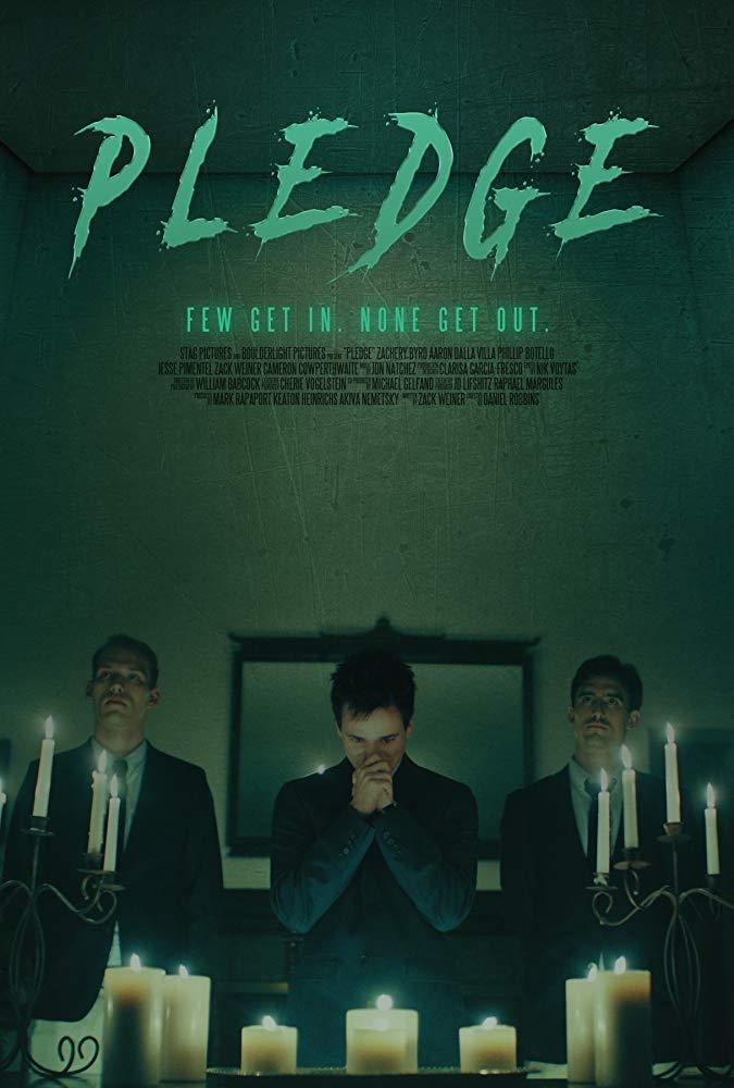 Pledges (2018) WEBRip x264 - SHADOW