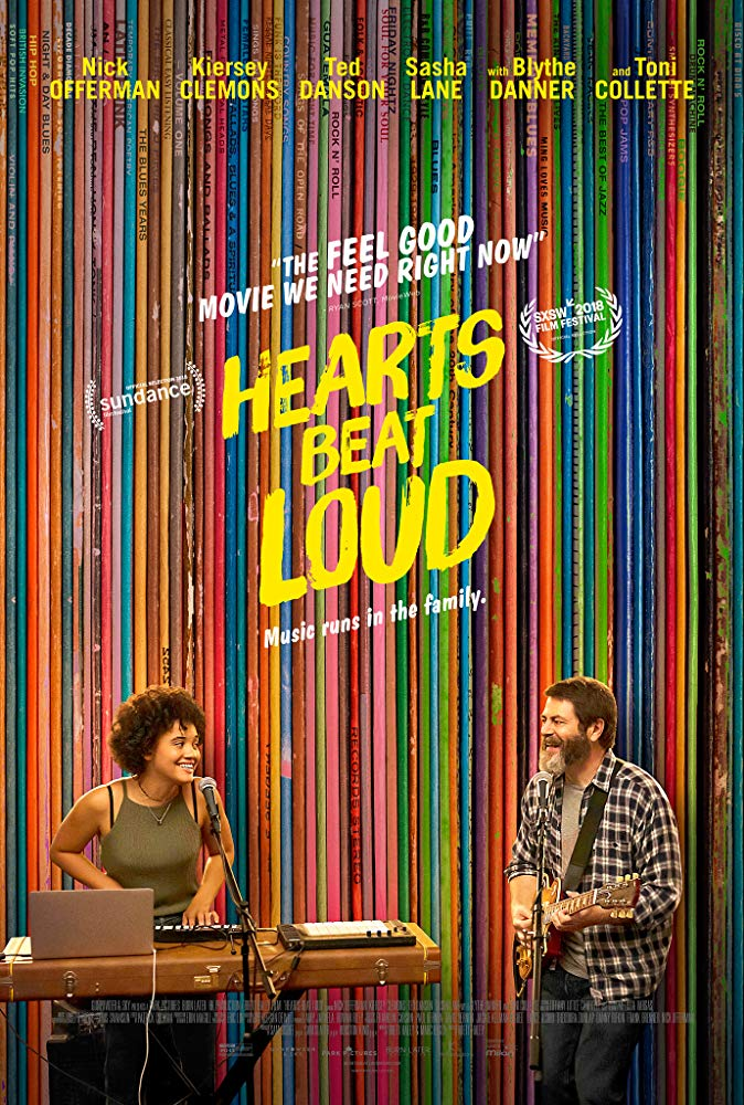 Hearts Beat Loud 2018 720p WEB-DL MkvCage