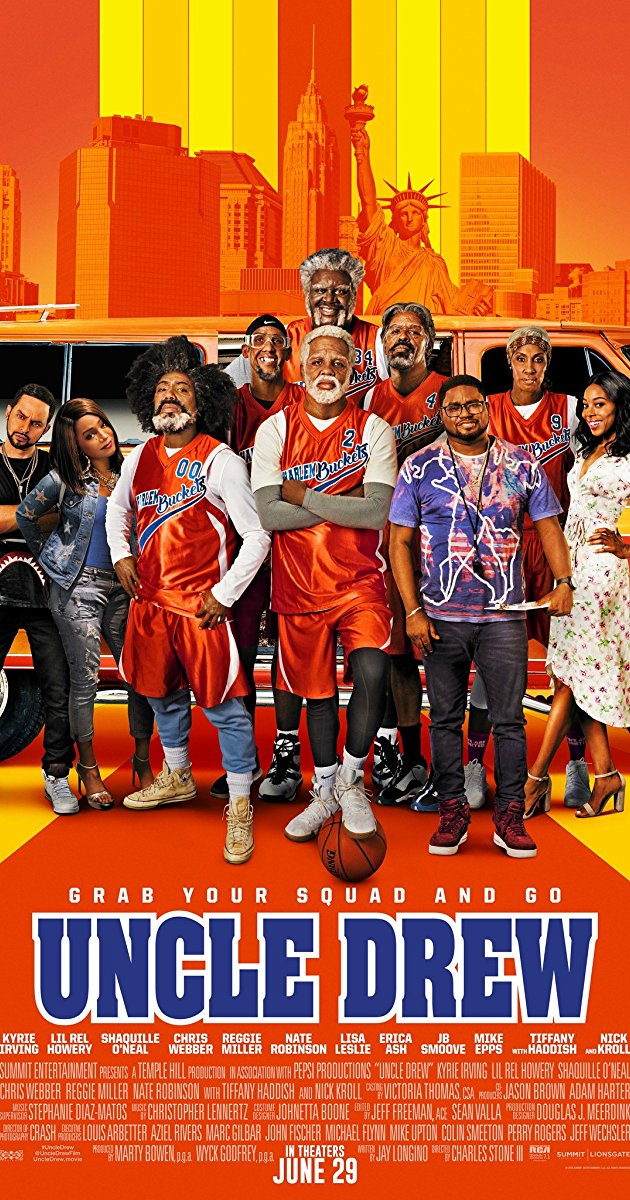Uncle Drew 2018 1080p BluRay x264-GECKOS