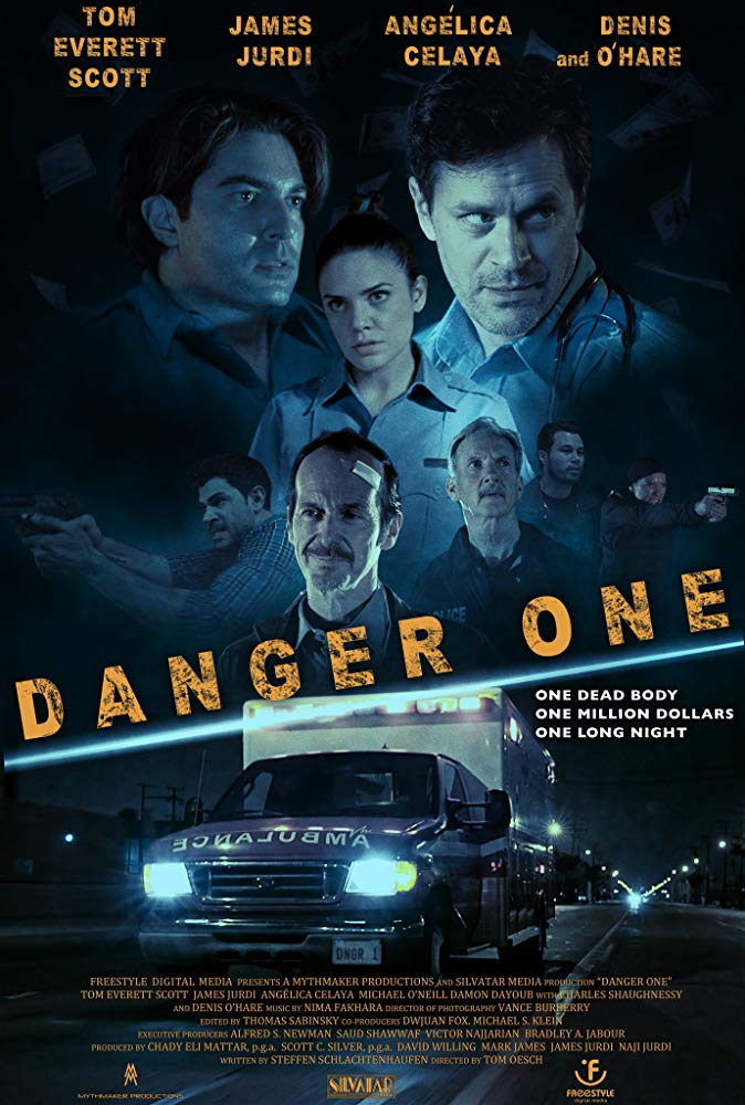 Danger One 2018 HDRip XviD AC3-EVO