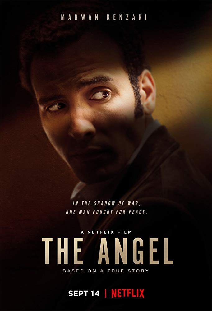 The Angel 2018 1080p NF WEBRip DDP5 1 x264-CM