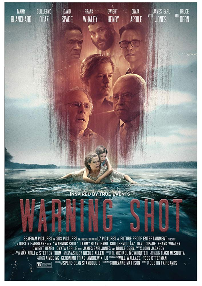 Warning Shot 2018 HDRip AC3 X264-CMRG