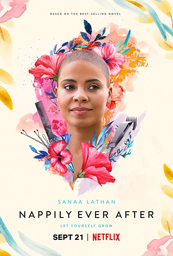 Nappily Ever After 2018 720p WEBRip XviD AC3-FGT