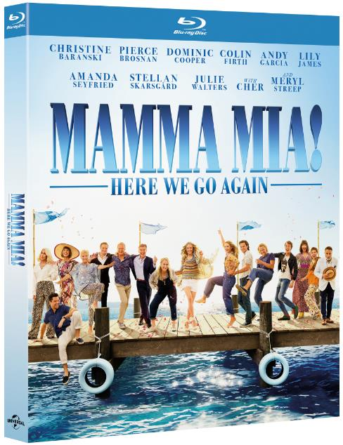 Mamma Mia Here We Go Again (2018) KORSUB HDRip XviD-AVID