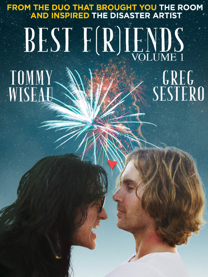 Best Friends Volume 1 2018 HDRip XviD AC3-EVO