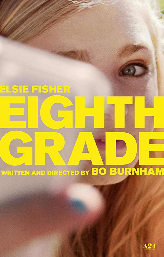 Eighth Grade (2018) 720p Web-DL x264 AAC ESubs - Downloadhub