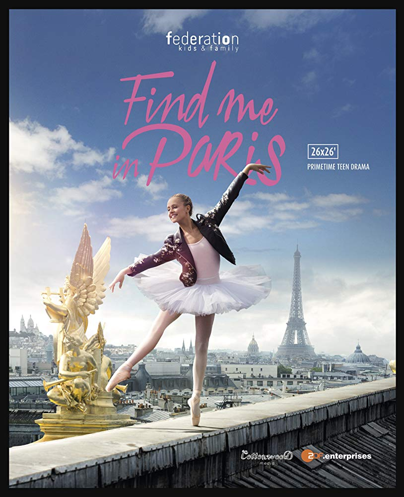 Find Me In Paris S01E08 Arabesque And Flamenco 720p HDTV x264-PLUTONiUM