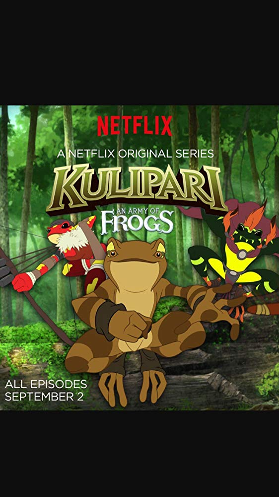Kulipari An Army of Frogs S01E12 720p WEB x264-CRiMSON