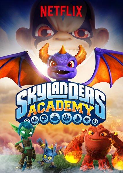Skylanders Academy S03E11 WEB x264-STRiFE