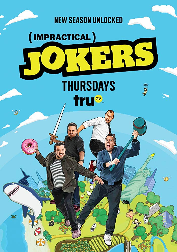 Impractical Jokers S07E11 XviD-AFG