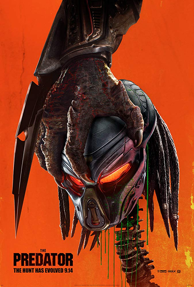 The Predator 2018 HDCAM x264 AC3 MP4KiNG