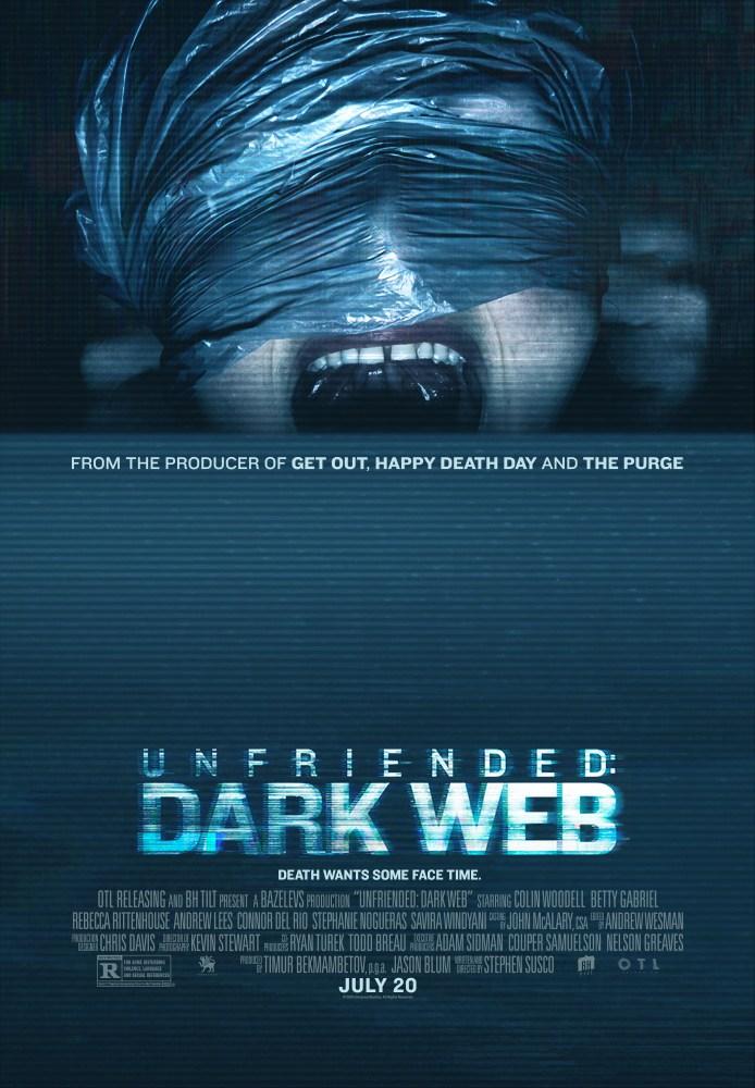 Unfriended Dark Web 2018 WEB-DL XviD AC3-FGT