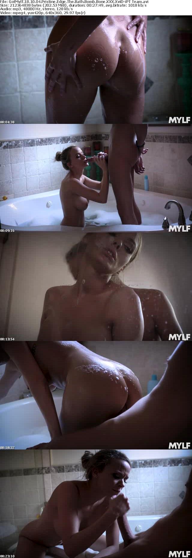 GotMylf 18 10 04 Pristine Edge The Bath Bomb Bone XXX