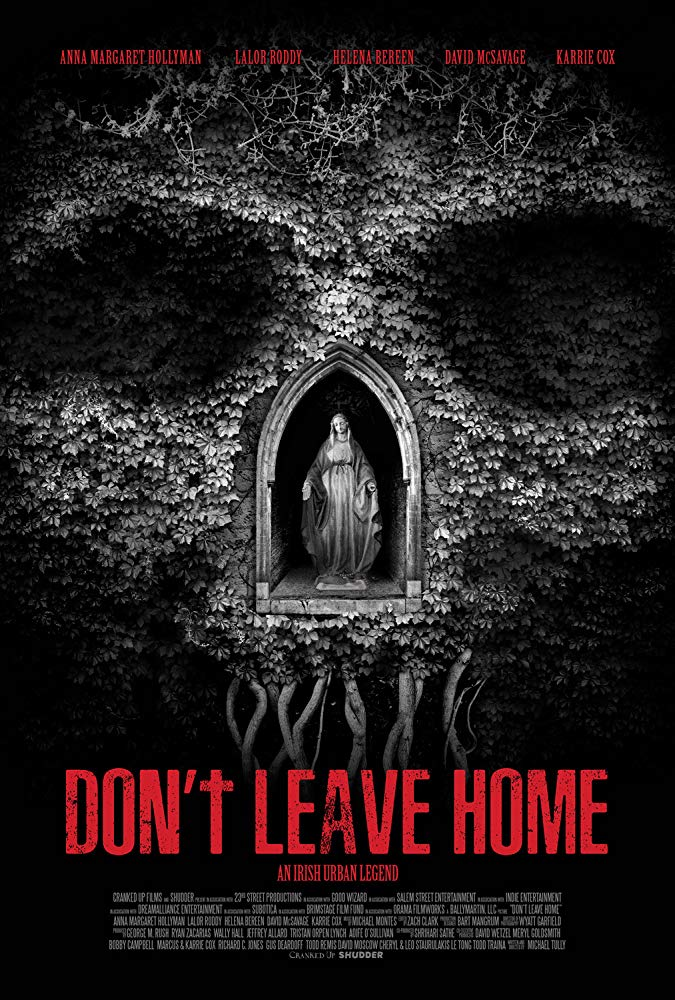 Dont Leave Home 2018 HDRip XviD AC3 With Sample LLG