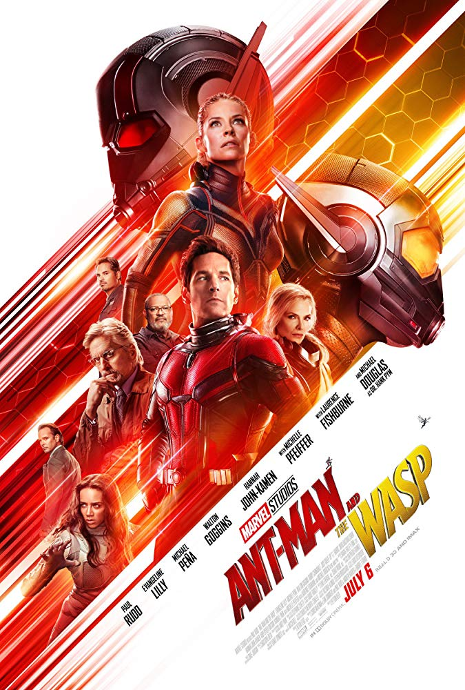 Ant Man 2 (2018) 1080p Bluray HEVC DTS Omikron
