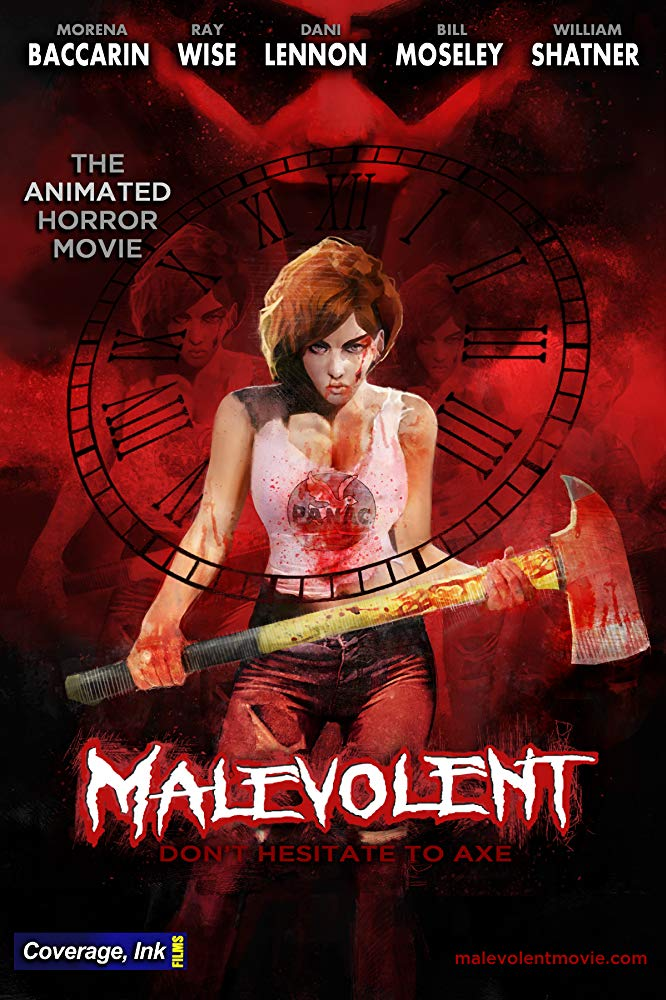 Malevolent 2018 720p NF WEB-DL DD+5 1 H264-CMRG