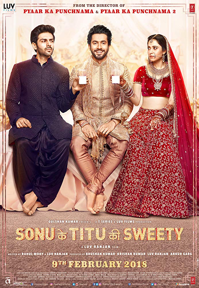 Sonu Ke Titu Ki Sweety 2018 Hindi 1080p BluRay x264 DTS [MW]