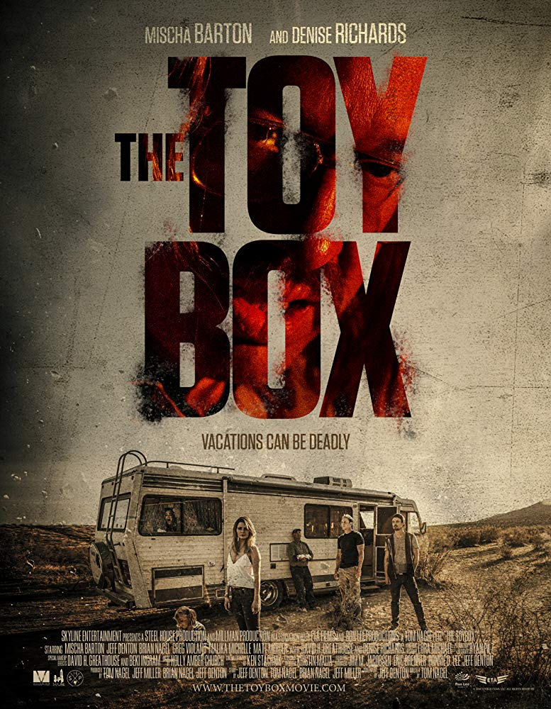 The Toybox (2018) HDRip AC3 X264-CMRG