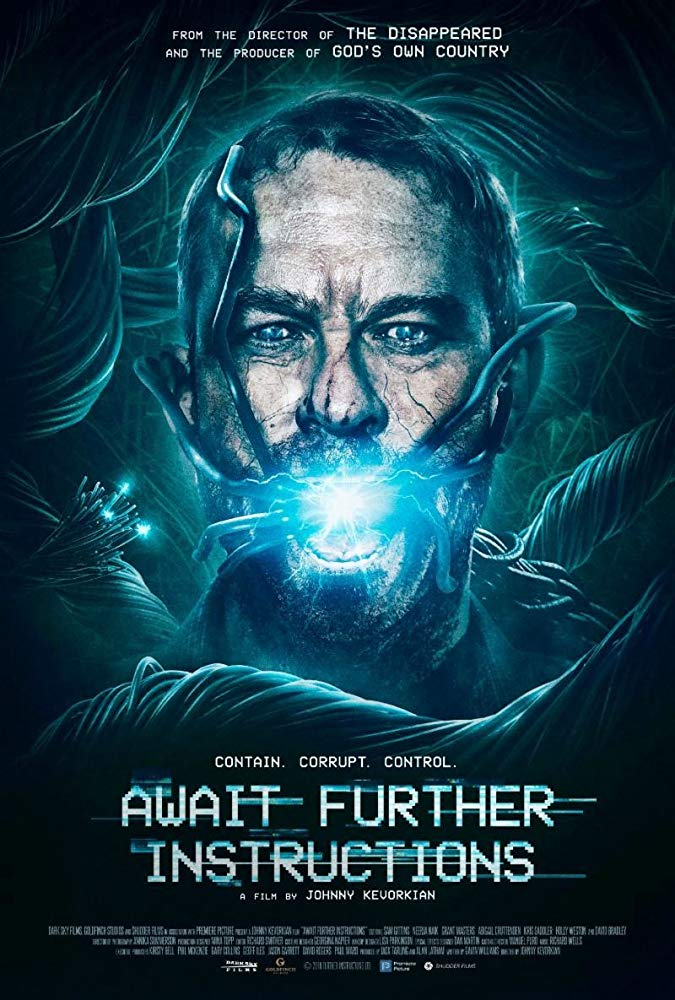 Await Further Instructions (2018) HDRip XviD AC3-EVO