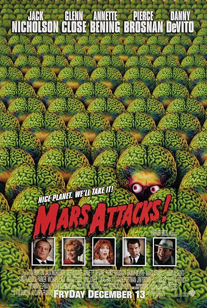 Mars Attacks! (1996) 1080p BrRip x264 - YIFY TEST