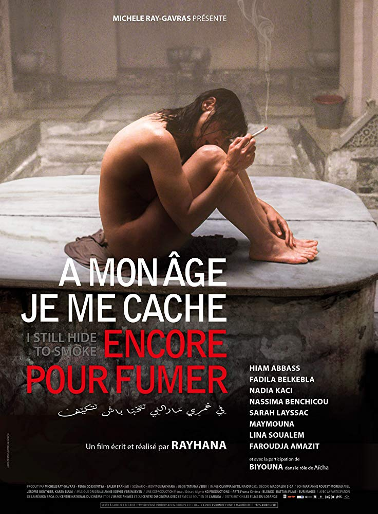 I Still Hide to Smoke 2016 - France, Algeria hammam drama