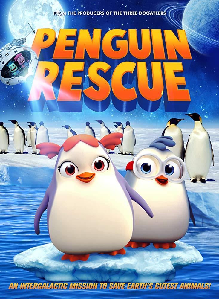 Penguin Rescue 2018 HDRip AC3 X264-CMRG