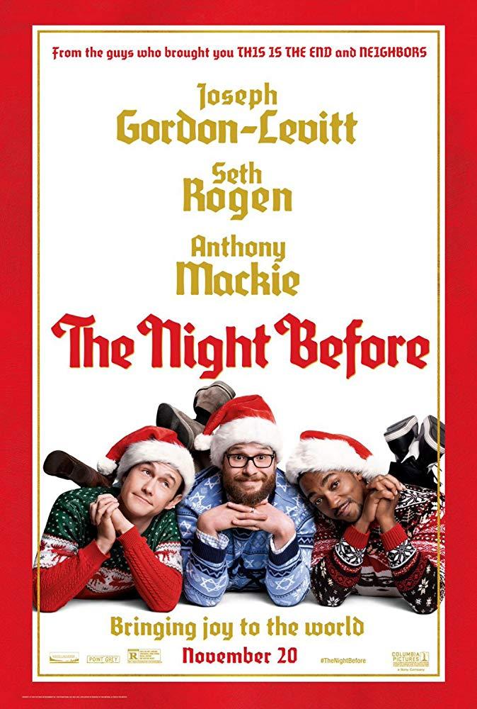 The Night Before 2015 720p BluRay H264 AAC-RARBG