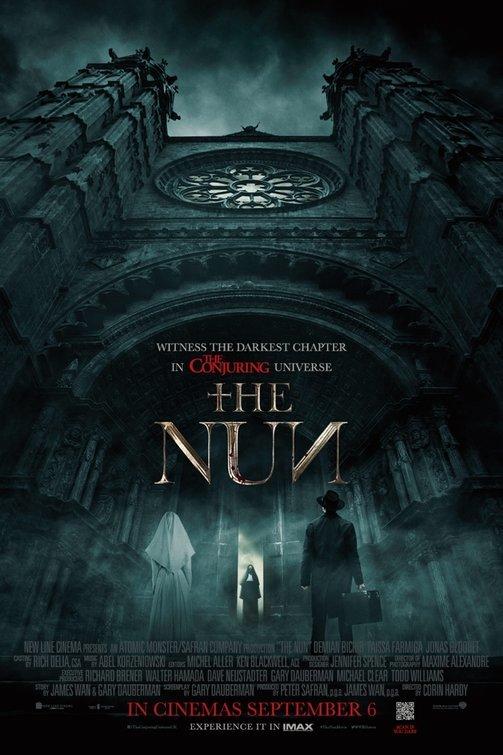 The Nun 2018 BluRay X264 HD-AMIABLE