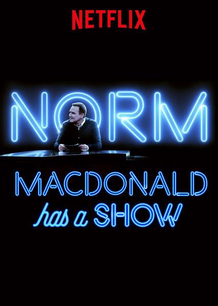 Norm Macdonald Has a Show S01E09 WEB x264-CRiMSON
